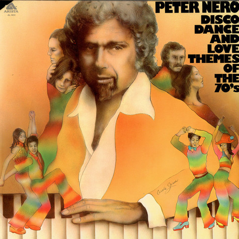Peter Nero - Disco, Dance And Love Themes Of The 70's