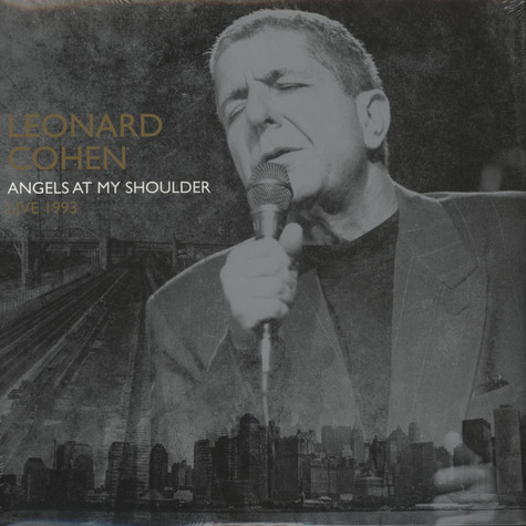 Leonard Cohen - Angels At My Shoulder