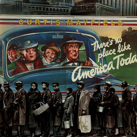 Curtis Mayfield - America Today