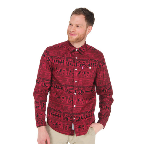 Mishka - Antigone Button-Up Shirt