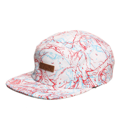 Mishka - 3-Destroy 5-Panel Cap
