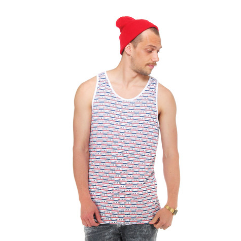 HUF - Fuck It Tank Top