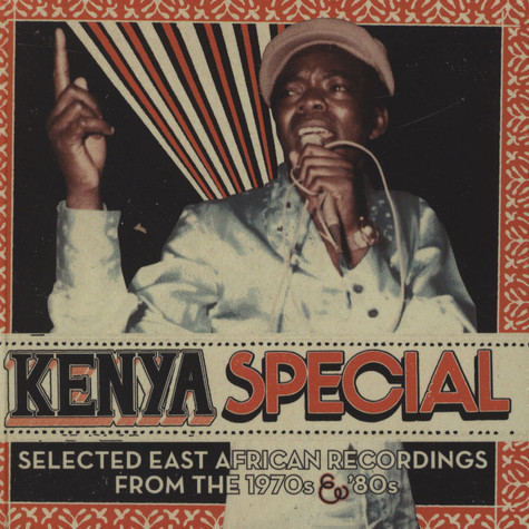 V.A. - Kenya Special: Selected East African Recordings From The 1970s & '80s