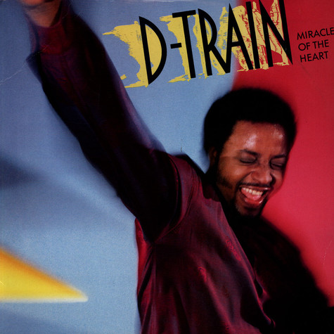"James ""D-Train"" Williams - Miracles Of The Heart"