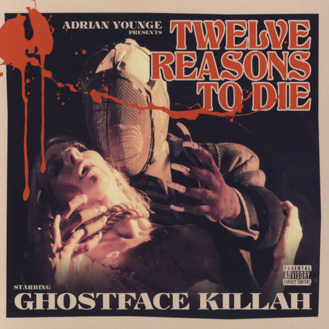 Ghostface Killah & Adrian Younge - Twelve Reasons To Die Deluxe Edition