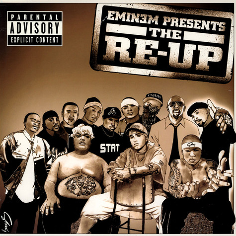 V.A. - Eminem Presents The Re-Up