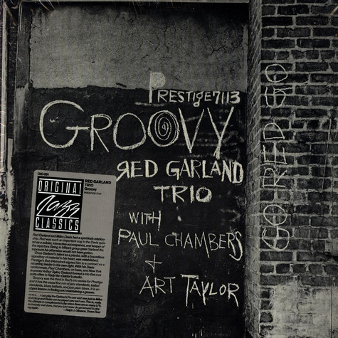 Red Garland Trio, The - Groovy