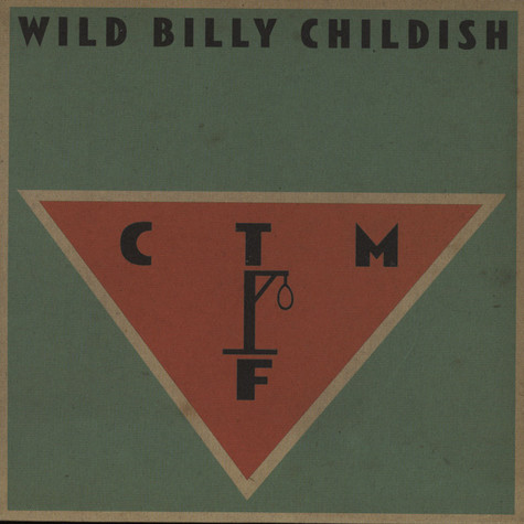 Wild Billy Childish & Chatham Forts - All Our Forts Are With You / Musical Tribalist