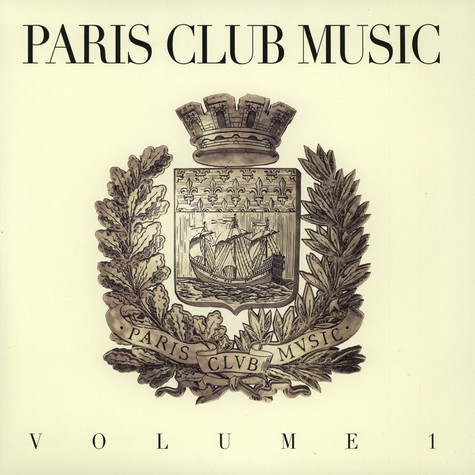 V.A. - Paris Club Music Volume 1