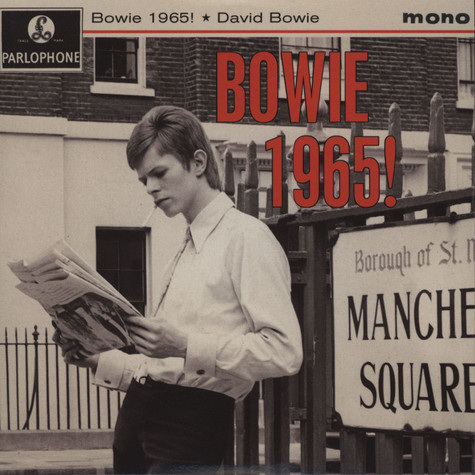 David Bowie - 1965! EP