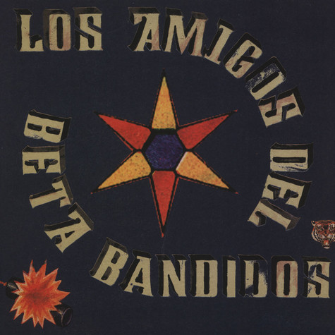 Beta Band, The - Los Amigos Del Beta Bandados
