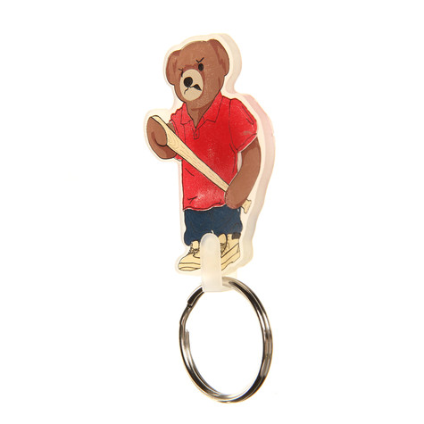 Acapulco Gold - Angry Lo Keychain