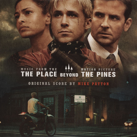 Mike Patton - OST Place Beyond The Pines