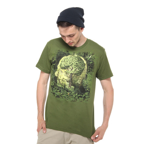 Imaginary Foundation - Brainforest T-Shirt