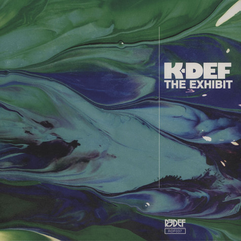K-Def - The Exhibit Black Vinyl Edition