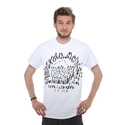 Milkcrate Athletics - Zebra Logo T-Shirt