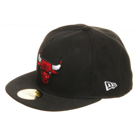 New Era - Chicago Bulls NBA Team Basic 59Fifty Cap