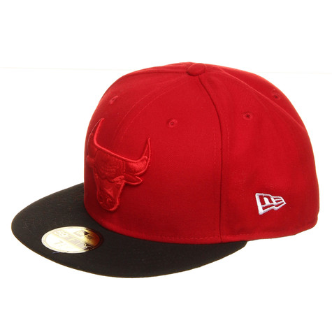 New Era - Chicago Bulls NBA Injection Team Tonal 59Fifty Cap