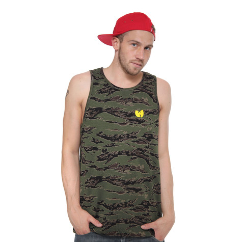 Wu-Tang Brand Limited - Tiger Style Tank Top