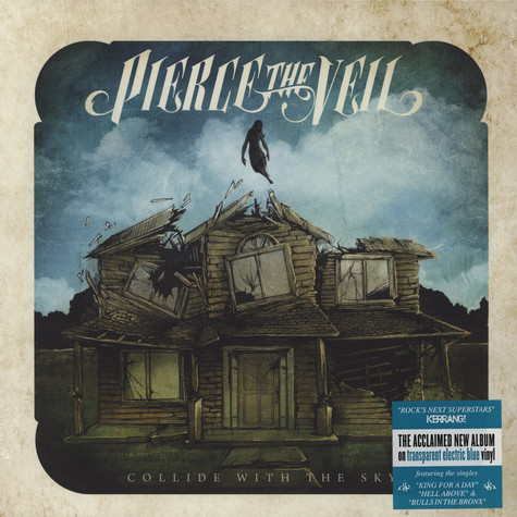 Pierce The Veil - Collide With The Sky