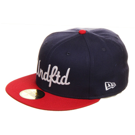 Undefeated - UNDFTD Chainstich New Era 59Fifty Ballcap