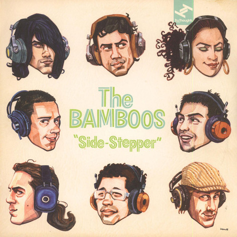 Bamboos, The - Side Stepper
