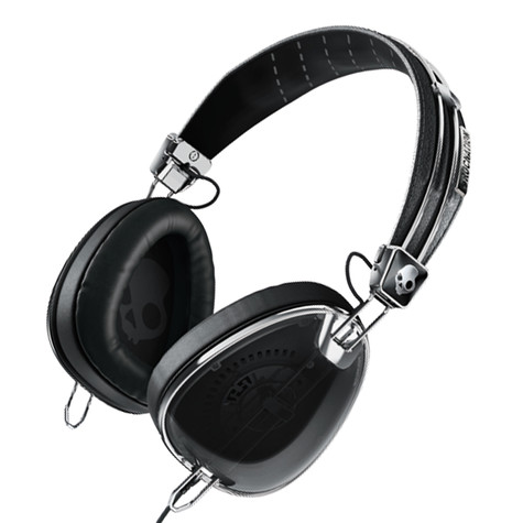 Skullcandy - Aviator Over-Ear W/Mic3 Headphones