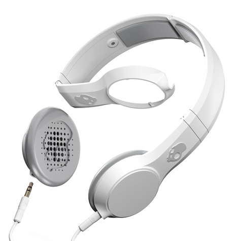 Skullcandy - Cassette On-Ear W/Mic1 Headphones