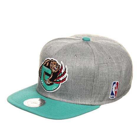 Mitchell & Ness - Vancouver Grizzlies NBA Team Pop Snapback Cap