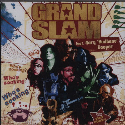 Grand Slam - Who´s Cooking?