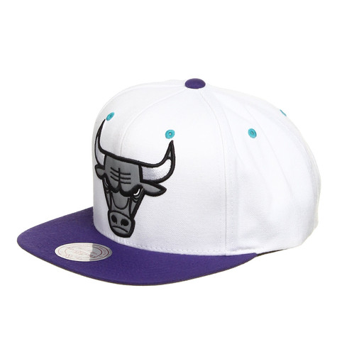 Mitchell & Ness - Chicago Bulls NBA Grapes Collection Snapback Cap