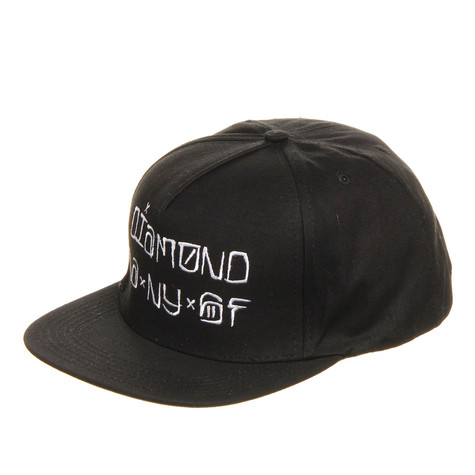 Diamond Supply Co. - Diamond Cities Snapback Cap