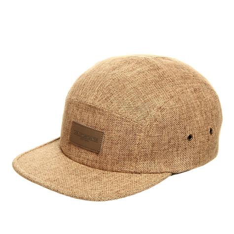 Obey - Pacifica Jute 5 Panel Cap