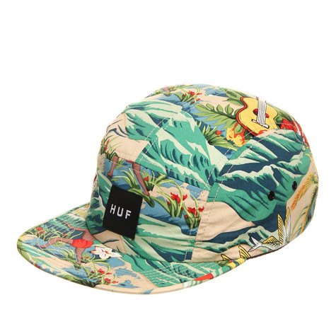 HUF - Hawaiian Volley Cap