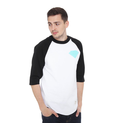 Diamond Supply Co. - Big Brilliant 3/4 Sleeve Raglan T-Shirt