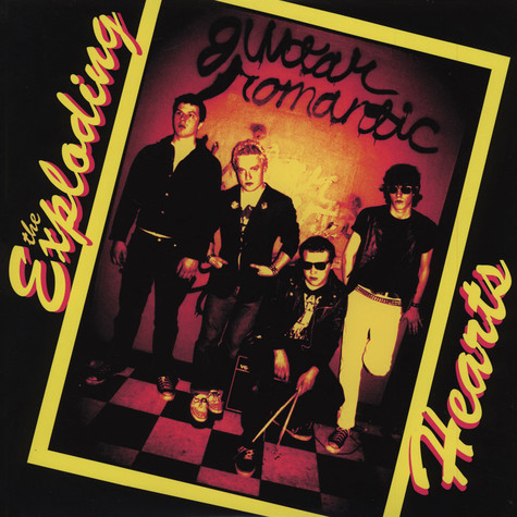 Exploding Hearts - Guitar Romantic