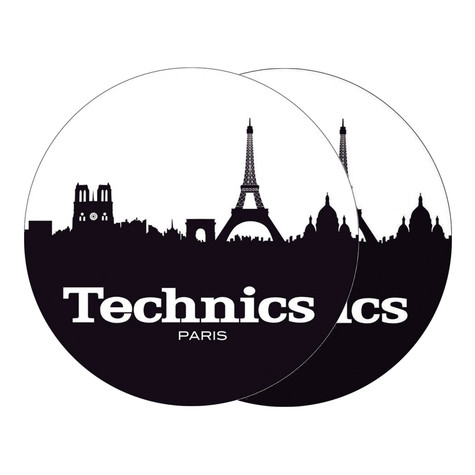 Technics - Paris Slipmat (2 Pieces)