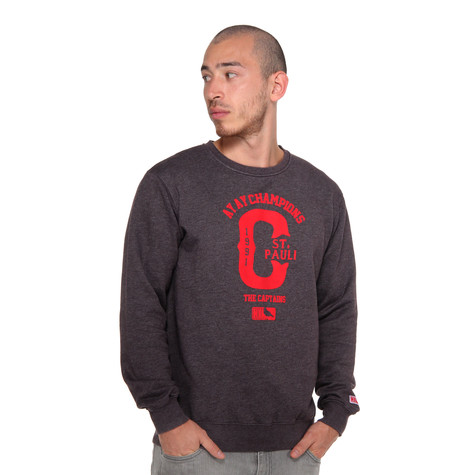 Cleptomanicx - Logo Captains Crewneck Sweater