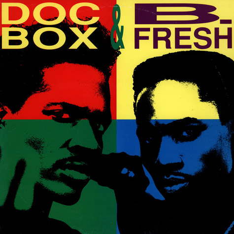 Doc Box & B. Fresh - Doc Box & B. Fresh