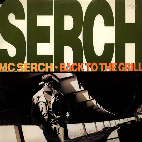 MC Serch - Back To The Grill