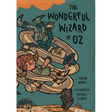 Michael Sieben - The Wonderful Wizard of Oz