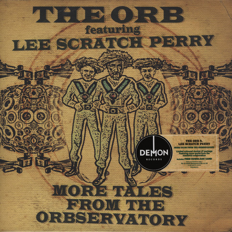 Orb, The & Lee Scratch Perry - More Tales From The Orbservatory