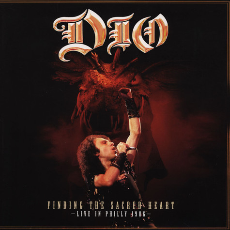 Dio - Finding The Sacred Heart - Live In Philly 86
