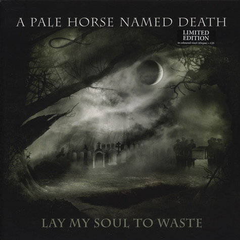 Pale Horse Named Death - Lay My Soul To Waste