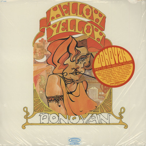 Donovan - Mellow Yellow Mono Edition