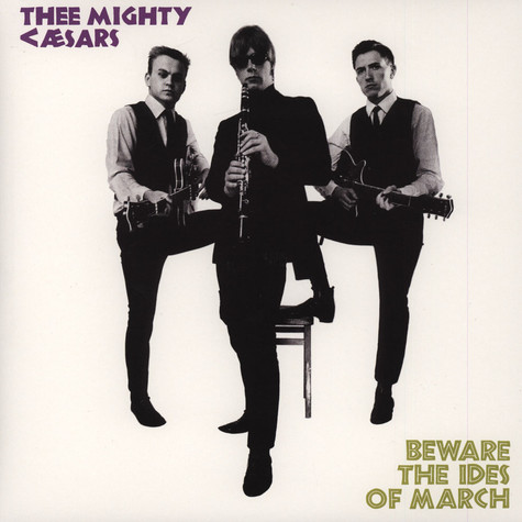 Thee Mighty Caesars - Beware The Ides Of March