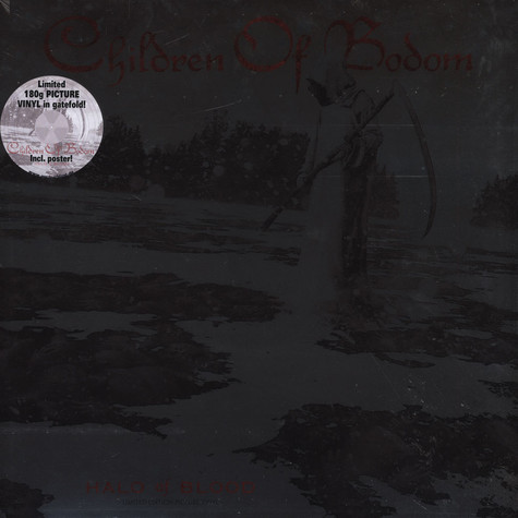 Children Of Bodom - Halo Of Blood Picturedisc