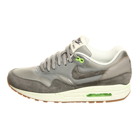 Nike - WMNS Air Max 1 (Mine Grey   Mercury Grey   Flash Lime   Sl)  6abf739059e3