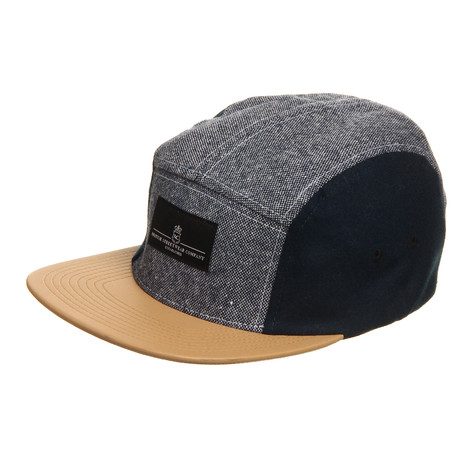 King-Apparel - Krest Black Label 5 Panel Cap