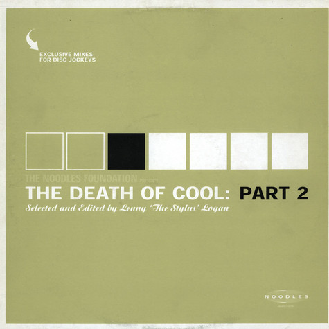V.A. - The Death Of Cool Part 2